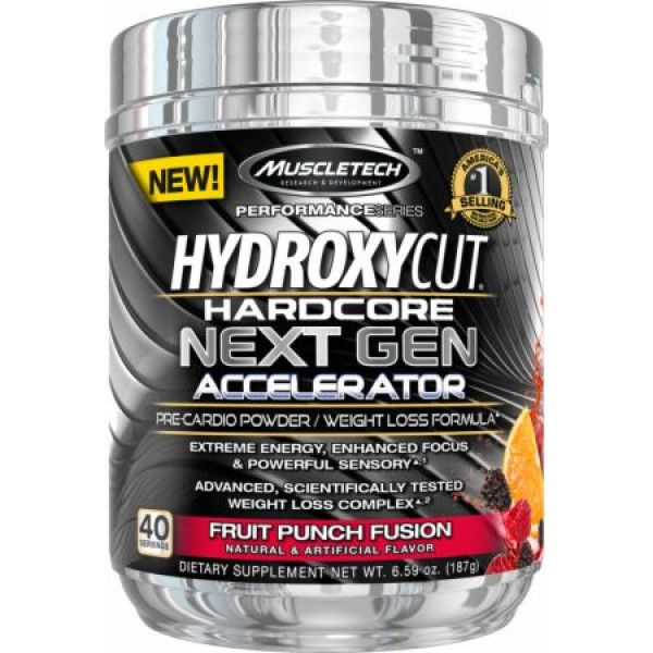 Hydroxycut Hardcore Next Gen Accelerator (40 Serving)